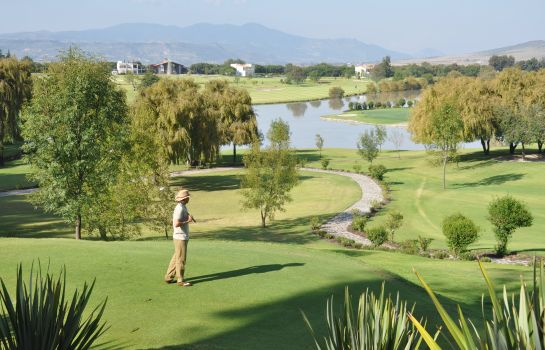 Campo da golf Hacienda Cantalagua Hotel & Country