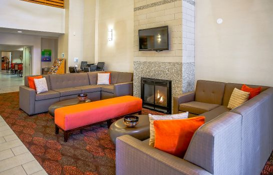 Hotelhalle Holiday Inn Express & Suites INDIANAPOLIS NORTH - CARMEL