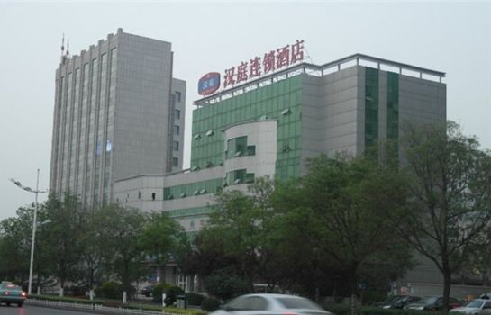 Vista exterior Hanting Hotel Liu Quan Road(Domestic Only)