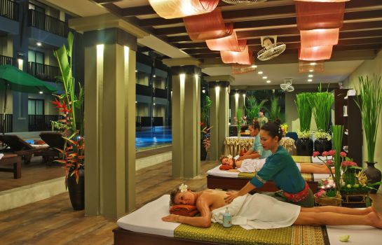 Massage room Ananta Burin Resort