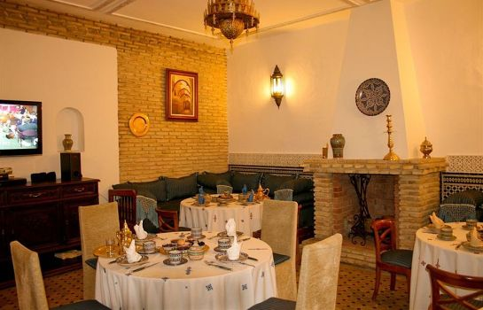 Restaurante Riad Louna
