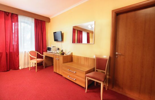 Chambre double (confort) Forte Inn