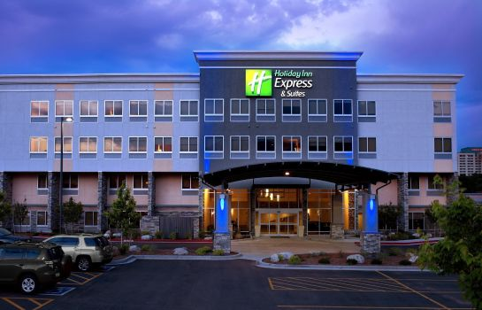 Außenansicht Holiday Inn Express & Suites COLORADO SPRINGS CENTRAL