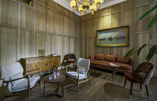 Lobby NH Collection Madrid Suecia