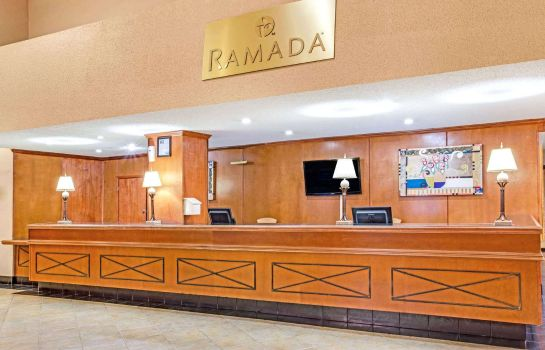 Hall RAMADA BY WYNDHAM ORLANDO DOWN