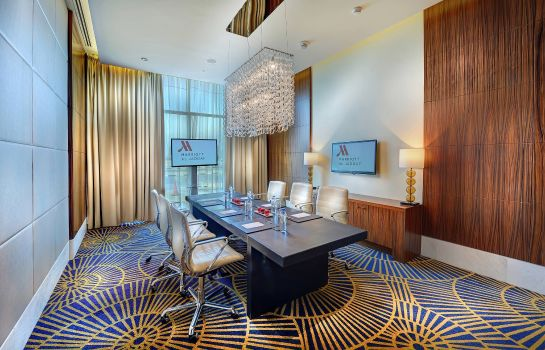 Conference room Marriott Hotel Al Jaddaf Dubai