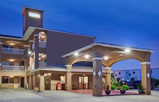 Vista exterior TRAVELODGE GALVESTON