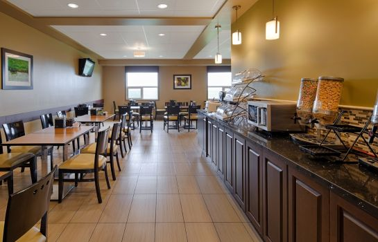 Restaurante BEST WESTERN PLUS MOOSE JAW