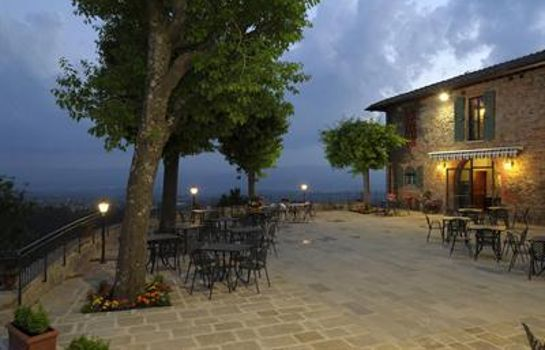 Außenansicht La Pietra Piana Restaurant / Bed & Breakfast