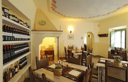 Restaurant La Pietra Piana Restaurant / Bed & Breakfast