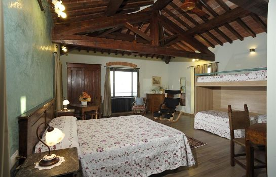 Standardzimmer La Pietra Piana Restaurant / Bed & Breakfast