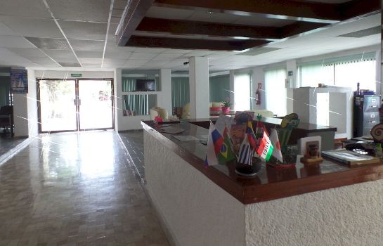 Reception Hotel Ikaro Suites