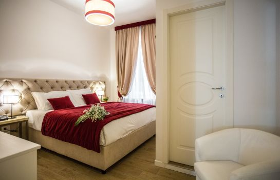 Doppelzimmer Standard Chic & Town Luxury Rooms