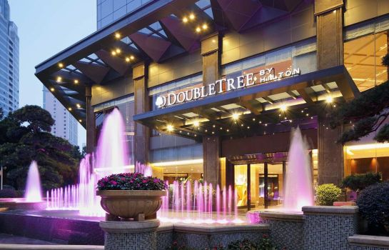 Exterior view DoubleTree by Hilton Guangzhou