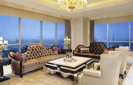 Suite DoubleTree by Hilton Guangzhou