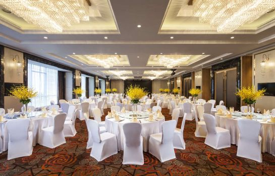 Conference room DoubleTree by Hilton Guangzhou