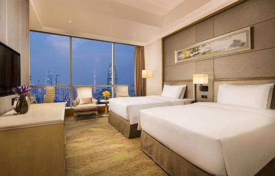 Room DoubleTree by Hilton Guangzhou