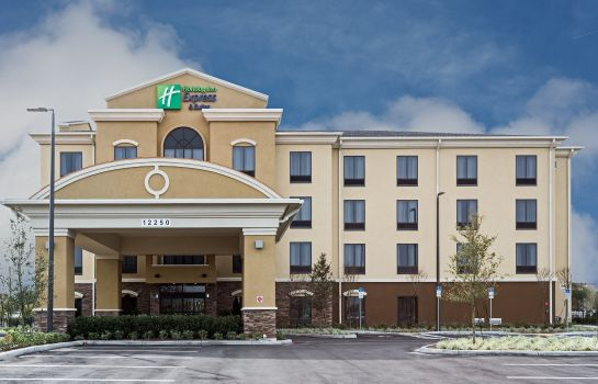 Außenansicht Holiday Inn Express & Suites ORLANDO EAST-UCF AREA