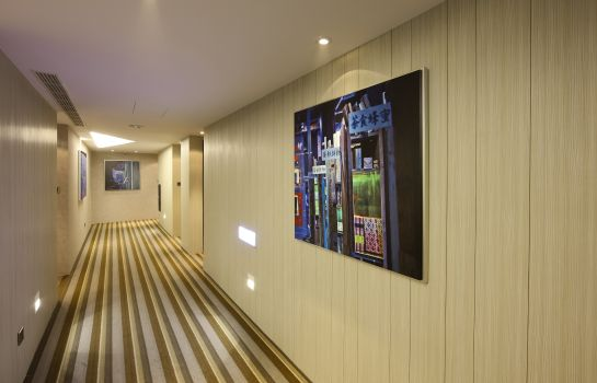 Interior view Hotelday Plus  Taichung