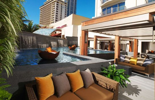 Hotelhalle Hokulani Waikiki by Hilton Grand Vacations