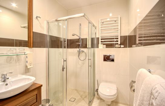 Bagno in camera Best Western Hotel Opole Centrum