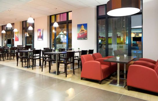 Hotel-Bar ibis Styles Brussels Centre Stephanie