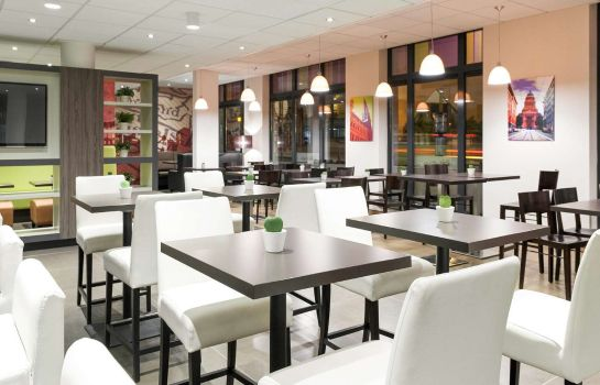 Restaurant ibis Styles Brussels Centre Stephanie