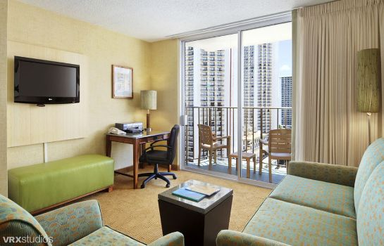 Suite WAIKIKI RESORT HOTEL