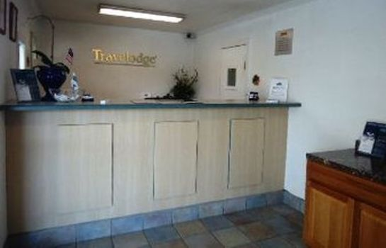 Buitenaanzicht Travelodge Los Banos CA