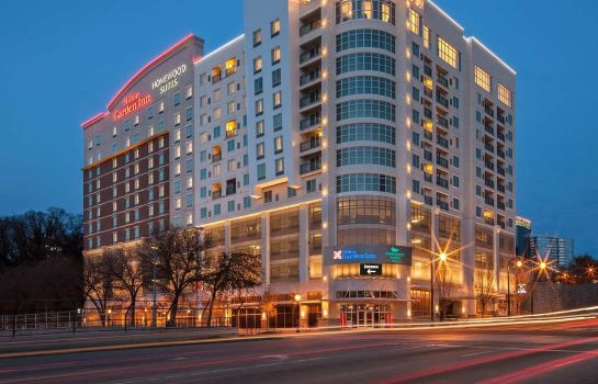 Außenansicht Homewood Suites by Hilton Atlanta Midtown GA