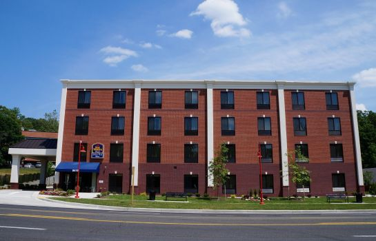 Hotelhalle BEST WESTERN PLUS COLLEGE PARK