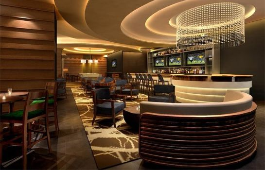 Hotel bar Crowne Plaza WUXI TAIHU