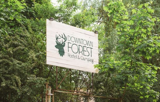 info Downtown Forest Hostel & Camping
