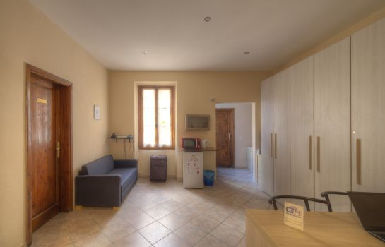 Hotelhalle Sogni D'Oro Guest House