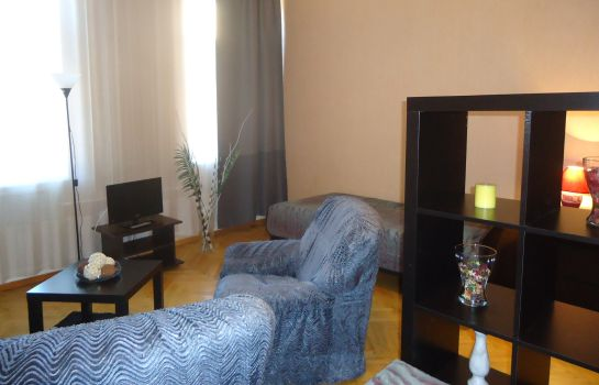 Triple room Adagio on Zhukovskogo