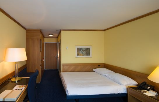 Single room (standard) STAY@Zurich Airport