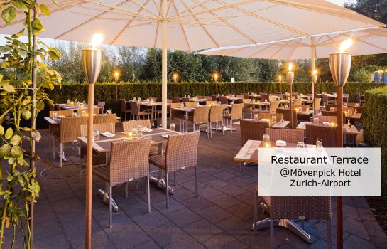 Terrace STAY@Zurich Airport