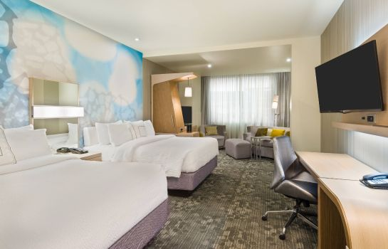 Suite Courtyard Buffalo Downtown/Canalside