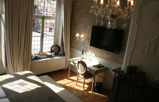 Junior Suite Bigarré Maastricht Centrum