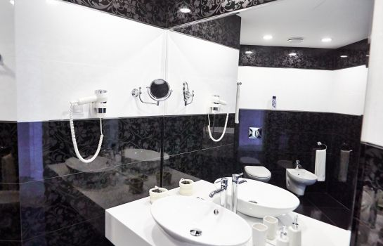 Bagno in camera Boutique Hotel Old Street