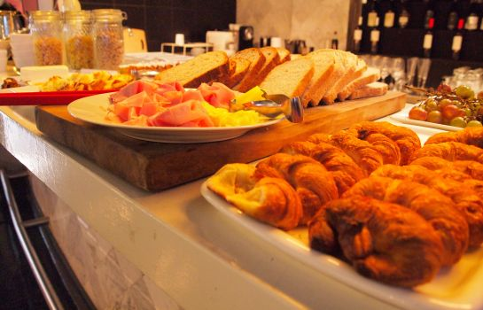 Breakfast buffet Prodeo Hotel + Lounge
