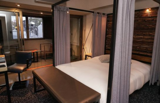 Room Prodeo Hotel + Lounge