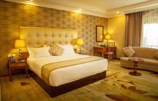 Double room (superior) Jupiter International Hotel Bole