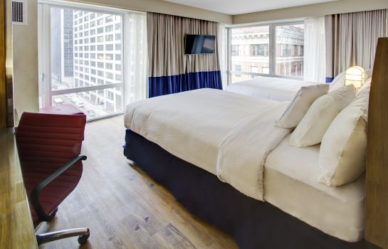 Zimmer Fairfield Inn New York Manhattan/Financial District