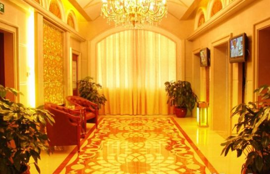 Vista all'interno Chang An Holiday