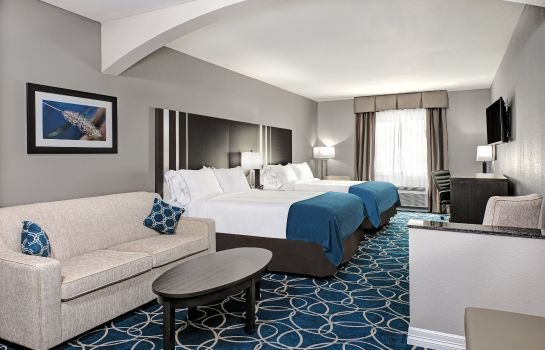 Suite Holiday Inn Express & Suites HOUSTON NORTH - IAH AREA