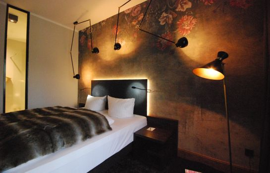 Chambre double (confort) Thehotel at Lippischer Hof Design-Hotel