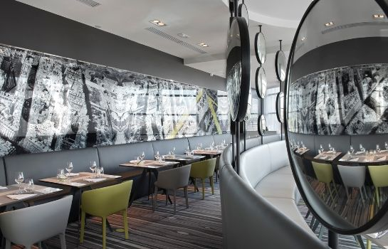 Restaurante Melia Paris La Defense