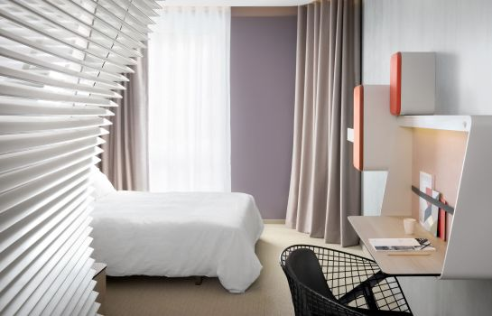 Single room (standard) Okko Hotels Lyon Pont Lafayette