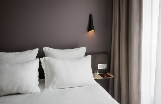 Single room (superior) Okko Hotels Lyon Pont Lafayette